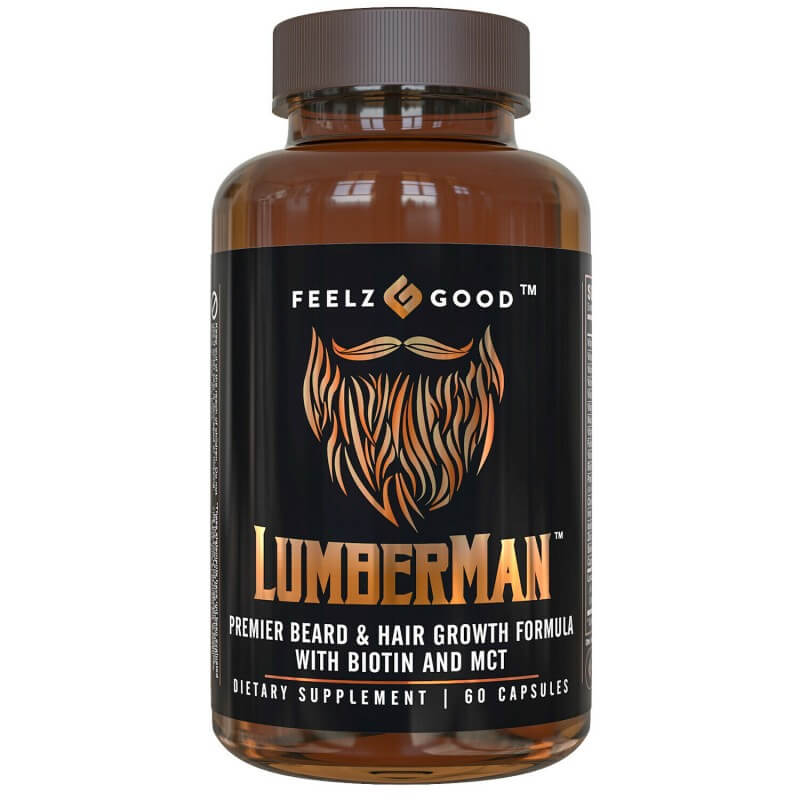 Lumberman - frasco con 60 cap